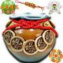 【PChome 24h購物】 【紅運當家】鶯歌陶瓷  立體福袋型  大招財聚寶盆(不含蓋) DEBO51-A90068K6M