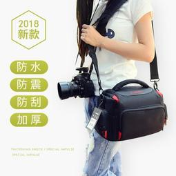 相機皮套 佳能相機包單反700D750D80D800D200D6D2側背便攜攝影包男女微單M6 【遇見】