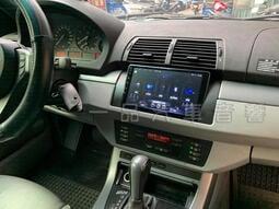 一品. BMW X5 E53 專用款9吋安卓主機.8核心 正版導航.藍芽.網路電視.Google