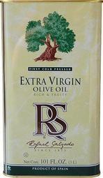 加贈澳洲湖鹽或法國橄欖皂!RS聖加多特級冷壓初榨橄欖油3000ml西班牙原裝3L真正EXTRA VIRGIN IDUNN