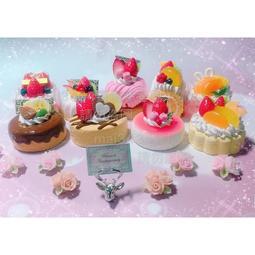 蛋糕 -有9款 交換禮物 草莓 Mega House re ment Re-ment 婚禮小物 盒玩 食玩 袖珍