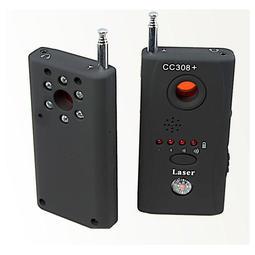 反偷拍!防偷錄!【約會、會議必備】CC308+ 反竊聽偵測器【自我保護必備品】防偷拍【N0008】