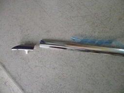 材料達人 三菱 匯豐 菱帥 LANCER VIRAGE 01-06 保桿飾條 鍍鉻飾條 飾條接頭 飾條固定扣