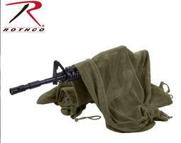 ROTHCO|狙擊手網罩【黑色 綠色 泥色】軍事帽街頭迷彩帽潮帽遮陽帽|傲骨工坊