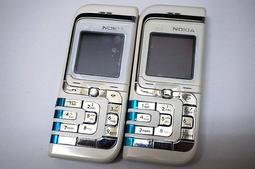 ☆手機寶藏點☆NOKIA 7260 手機《附全新原廠電池+全新旅充》所有功能正常 pp153