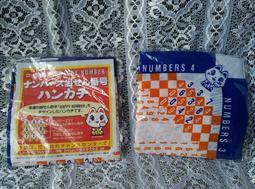日本樂透彩券景品招財手帕