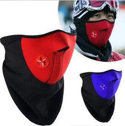 【慧慧百貨】單車面罩 套頸式防風面罩 機車口罩 保暖面罩 滑雪面罩 潛水布 ( 加厚防風防寒騎行面罩  BB-4715)