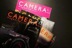 CAMERA magazine 第12期及第16~18期 書況良好