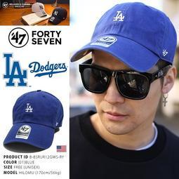 d9cf30bb52e9  SREY帽屋 預購☆47 Brand CLEAN UP Base Runner 洛杉磯道奇LA 小圖棒球帽老帽- 露天拍賣