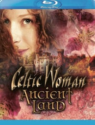 天使女伶 CELTIC WOMAN Ancient Land (Blu-ray)