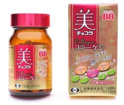 2瓶免運 日本進口 當日出貨 Chocola BB Collagen 俏正美BB膠原蛋白錠120錠