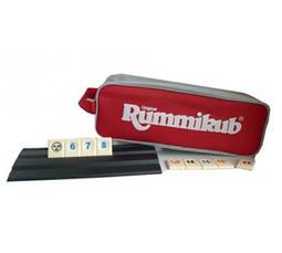 實體店面 以色列桌遊 現貨送沙漏 Rummikub Maxi Pouch 拉密袋裝家庭版 最新標準版正版益智桌上遊戲