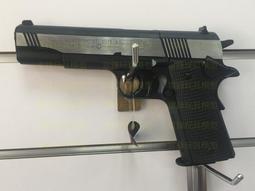 [雷鋒玩具模型]-UMAREX 1911 A1 CO2 4.5MM(瓦斯 bb彈 矽油 防銹油 鉛彈)