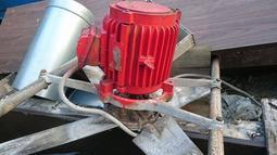 2手 冷卻水塔  頂部散熱風扇馬達  機型60RT