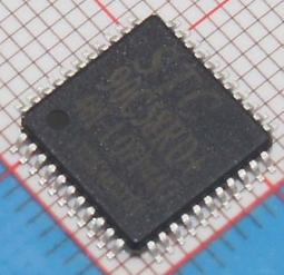 1x RTS 5158E RT55158E RTSS158E RTS5I58E RTS51S8E RTS515BE RTS5158E QFP48 IC Chip