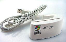 光華CUMA散熱精品*NK0023 輕巧型 USB 直立式 晶片讀卡機/ATM轉帳、報稅/支援WIN7、WIN10~現貨
