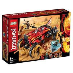 高雄前鎮 LEGO 70675 凱的武士刀戰車