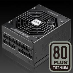 任搭↓100【全新附發票】振華 Leadex Titanium 850W 鈦金牌電源供應器(SF-850F14HT)