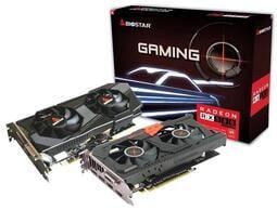 ※德源※映泰BIOSTAR《RX580-8G》雙風扇 AMD 570 590 挖礦