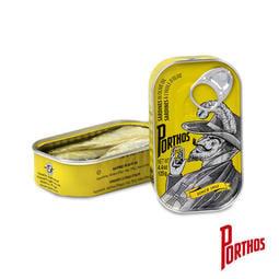 葡國老人牌-橄欖油沙丁魚 下酒菜 罐頭 魚罐頭 沙丁魚罐頭 DHA 料理 食材