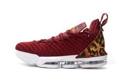 Nike LEBRON 16 LBJ16 籃球鞋 酒紅 金色 豹紋 黃 JAMES 詹姆士 (NT1650含運