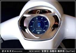 Many125 noodoe / MANY 110 EV 儀錶板 彩貼藝匠 新竹(美國頂級秒修膜) 犀牛皮