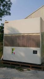 二手 3相220V20t水冷式冷氣/20噸箱型冷氣/20RT落地式冷氣