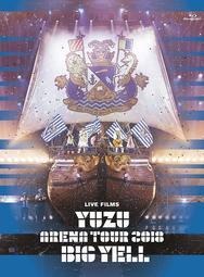 代購 航空版 BD ゆず 柚子 yuzu LIVE FILMS BIG YELL 2018 Blu-ray 日本盤 原版