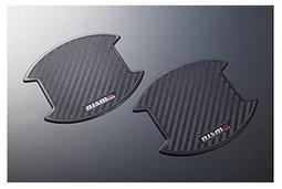 【M現貨】NISMO門碗保護貼碳纖維NISMO 門碗片 卡夢碳纖維門碗貼:TIIDA/JUKE/NISSAN新款車型適用