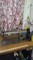 二手 brother 兄弟 縫紉機 裁縫車 工業針車 工業平車 裁縫機