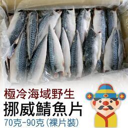 最便宜 限購10片 正港挪威鯖魚片 裸片裝|白飯殺手|切片速凍|整箱冰凍|財神市集 冷凍食品