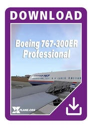 Boeing 767-300 ER Professional for X-Plane 10 11 - 露天拍賣