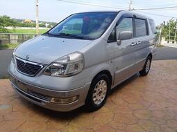 2004年 日產QRV【2.0 銀色 末代 7人座 豪華版 可變更小貨車 優質HAA認證車】Tribute MAZDA5