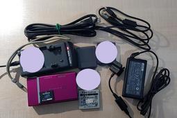【二手相機】Fujifilm FinePix Z5 富士 相機 Z5 桃紅色 數位相機
