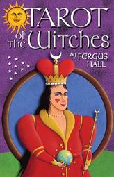 201【佛化人生】現貨 正版 女巫塔羅:Tarot of the Witches Deck