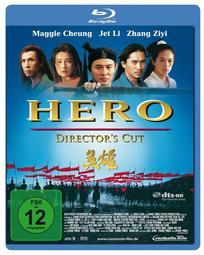 [藍光讚](現貨免運費)全新英雄BD藍光(國語發音德文字幕),李連杰,Hero