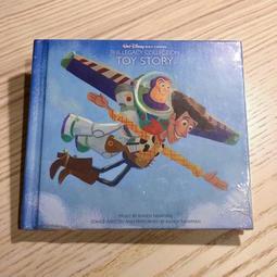 全新 玩具總動員 Toy Story The Legacy Collection  DISNEY 迪士尼  原聲帶