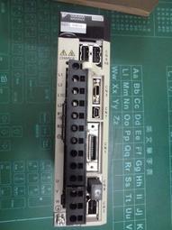 (阿賢電料) YASKAWA MODEL : SGDV-1R0B11A 30W 盒裝 (NEW)