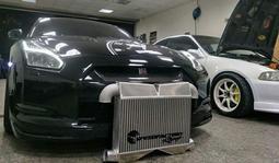 SpeedFactory R35 GTR Front Mount 1200HP+中冷器/AMS/GReddy/HKS