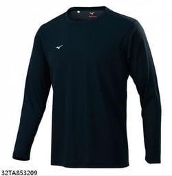 棒球世界 全新2018  MIZUNO 美津濃合身版長袖發熱衣保暖長袖T恤 特價 (32TA853209)
