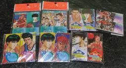 日本經典漫畫 灌籃高手 書籤 小卡 全部一起賣199元