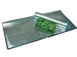 【SAMCAMP 噴火龍】台灣製造 ㊣ 鋁箔睡墊(八人) - 尺寸 : 300cm*300cm