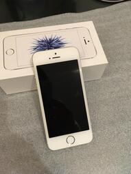 二手 iPhone SE 64G 銀色 電池健康度 94% 免運費