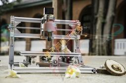橘子部屋【CNC雕刻機+雷雕 CNC2418】套件整機 雷雕機 CNC雕刻 雷射雕刻 雷切機 PCB雕刻 3818 數控