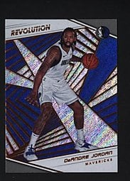 2018-19 Revolution #26 DeAndre Jordan - Dallas Mavericks