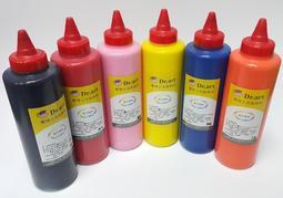 《五旬藝博士》Dr.art 廣告顏料 豔彩30色 500mL (6瓶自選區) - 6瓶內可超商取貨 台灣製造