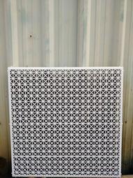 專業出風口製造2尺 × 2尺回風板+泡棉濾網 過濾回風天花板(迴風板)(輕鋼架用) 2尺輕鋼架專用 ABS製 /  塑膠