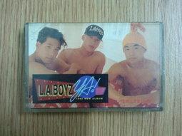 《二手錄音帶》L.A.BOYZ洛城三兄弟│YA│1993年波麗佳音