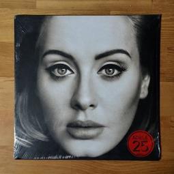 Adele 愛黛兒 - 25 歐美進口版 黑膠 專輯 全新