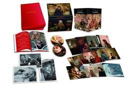 毛毛小舖--藍光BD 因為愛妳 Carol 雙碟日本限量禮盒版 凱特布蘭琪 魯妮瑪拉 因為愛你